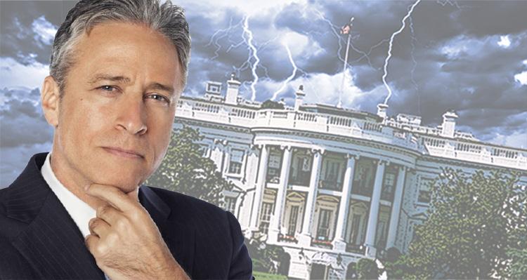 Jon Stewart Trashes Trump