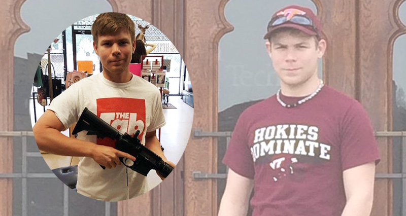 20-Year-Old College Student With Expired ID Able To Buy An AR-15 In 5 Minutes