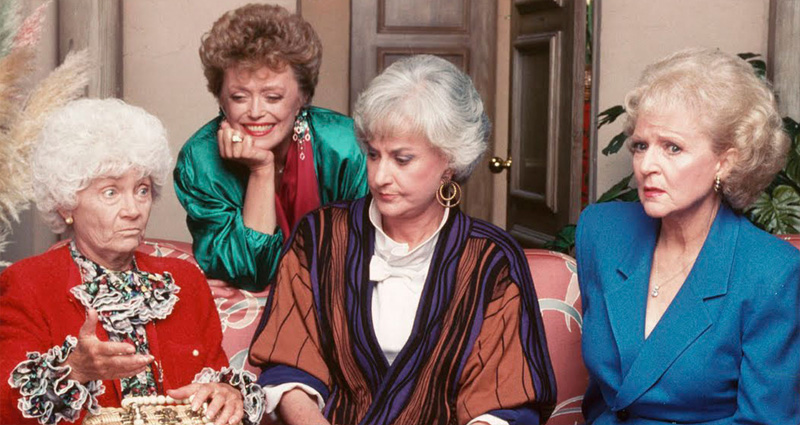 The Golden Girls On Marriage Equality – Video