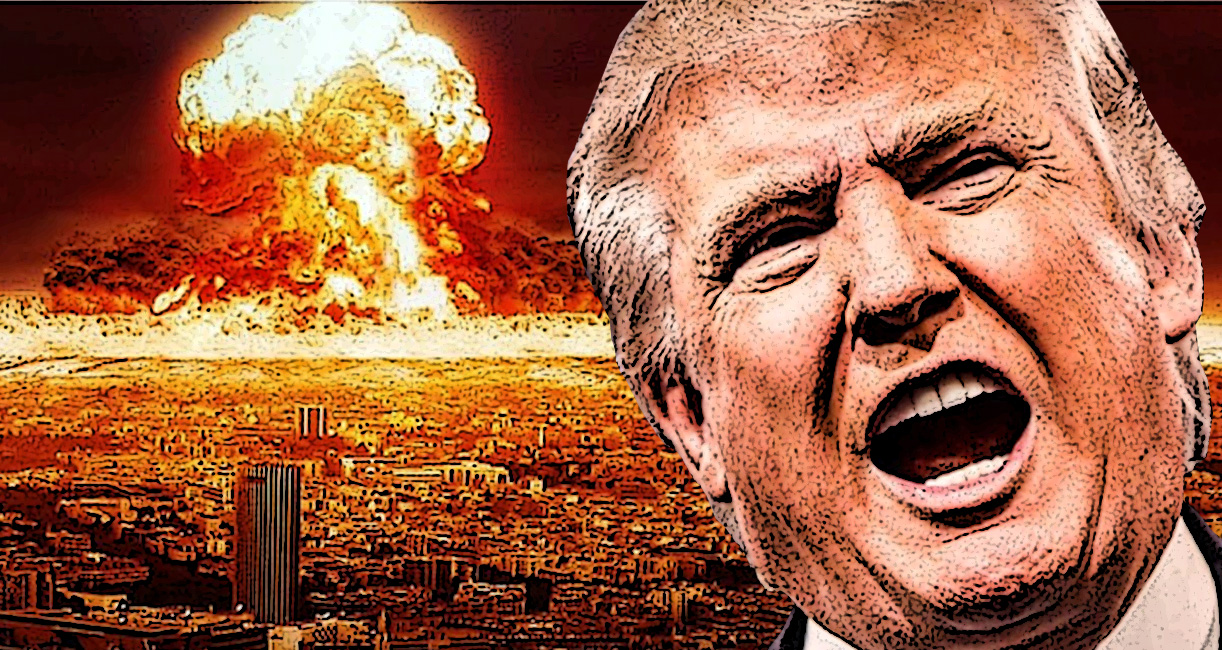 Trump Pushing The Country Into A Choice That Could Lead To World War – Video