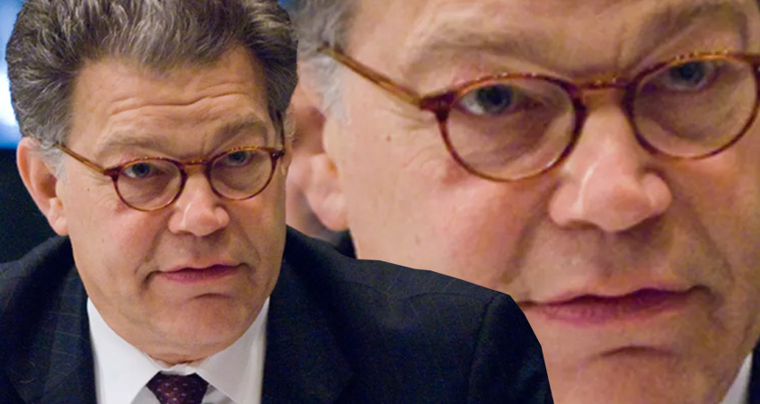Al Franken Sends Scathing Letter to Attorney General Jeff Sessions About His Lies to Congress