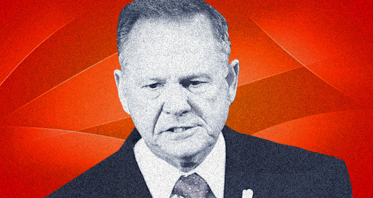 Roy Moore Announces Endorsement By Former Chair Of White Nationalist Hate Group