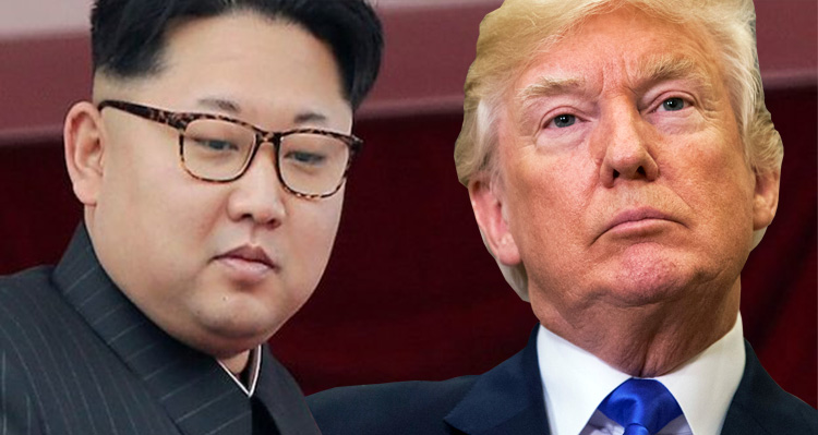 Trump A 'Hideous Criminal Sentenced To Death By The Korean People'