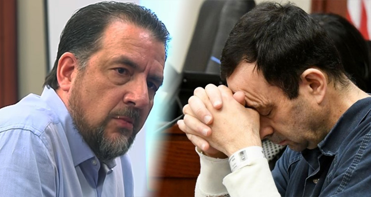 'Go To Hell!' – Olympic Coach Confronts Larry Nassar's 'Disgusting Behavior' – Video