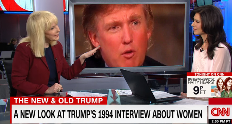 'Be Rougher With Your Wives And You'll See A Different Relationship' – Recently Unearthed Interview Comes Back To Haunt Trump