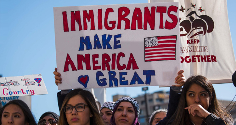 America No Longer 'A Nation Of Immigrants' According to Dept. of Immigration