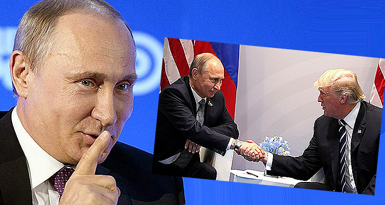 Here's The 28 Times Trump Colluded With The Russians