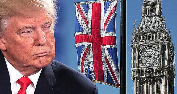 British Media Tears Into Trump, 'You're Sick'