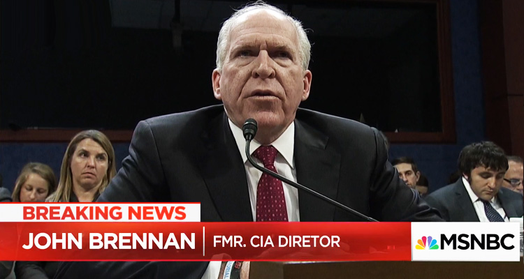John Brennan Destroys Any Shred Of Hope For Trump – Video