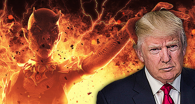 Fiery Inferno Unleashed On Trump As The Washington Post Drops A Series Of Truth Bombs On His Latest Twitter-Tantrum