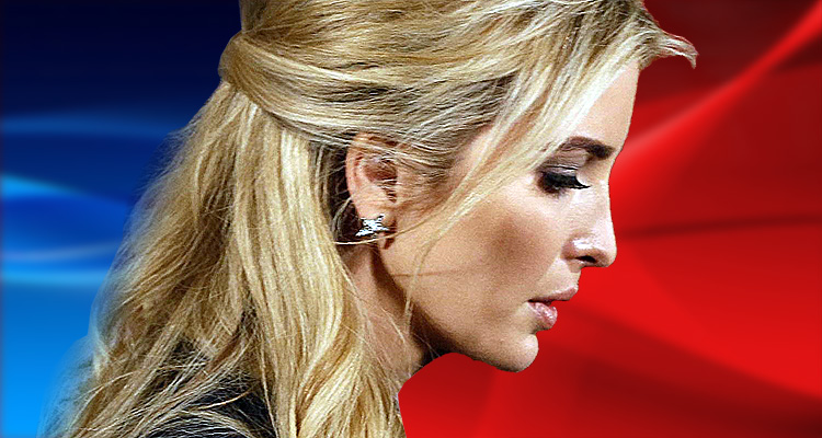 Online Mockery And The Possibility Of Prison Time Run Over Ivanka Trump Like A Runaway Freight Train