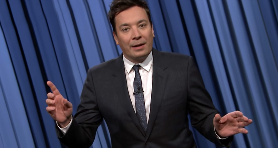 Jimmy Fallon Destroys Trump For Acting Like A Toddler