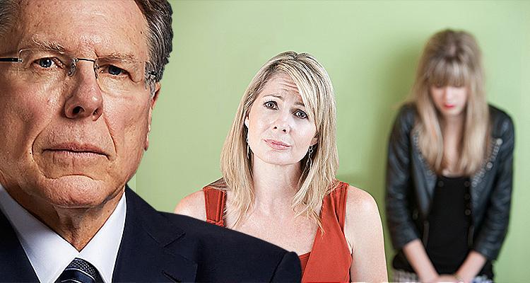 The NRA's Not So Secret War On Women