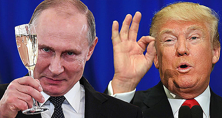 28 Times Trump Colluded With The Russians That Republicans Deliberately Ignored
