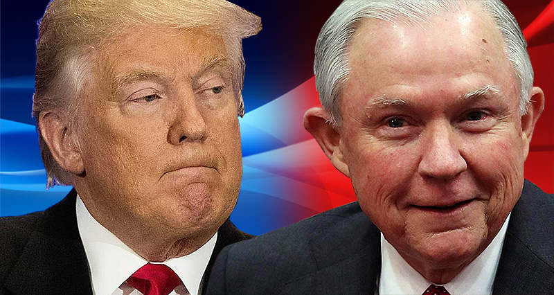 The Joke's On Trump As The Washington Post Turns His Nickname For Jeff Sessions Against Him
