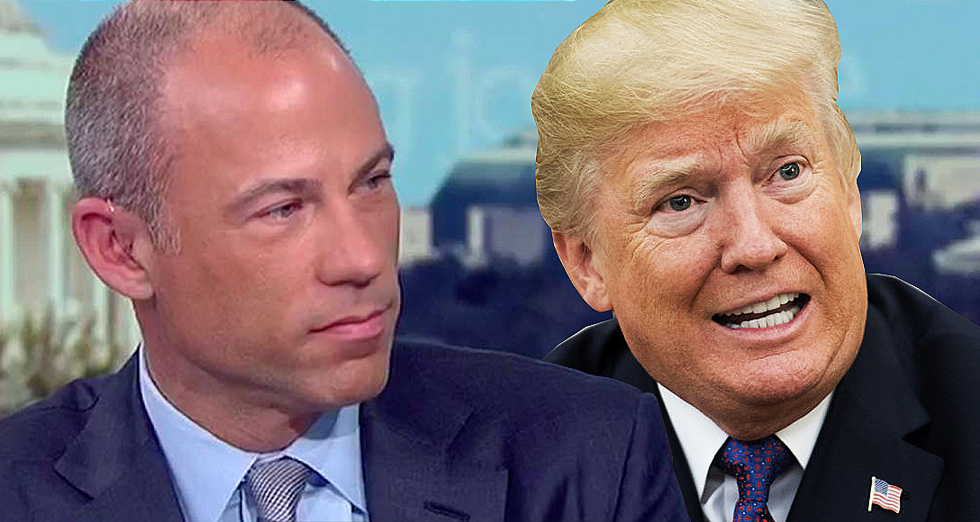 Stormy Daniels' Attorney Taunts Trump After He Tosses Another Early Morning Twitter Tantrum