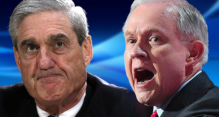 Republican Lawmaker Wants Jeff Sessions To Haul In Robert Mueller, Says Trump Campaign Too Messed Up To Have Colluded With Russia