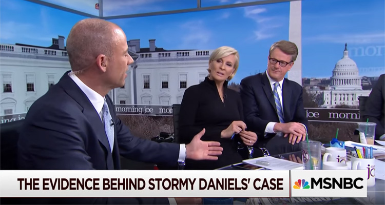 Stormy Daniels' Attorney Ridicules Michael Cohen – Video