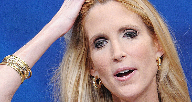 Twitter Responds To Ann Coulter After She Suggests Shooting People Attempting To Cross The Border