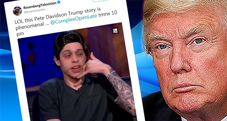 SNL Cast Member Mocks 'Weird' Trump – Video
