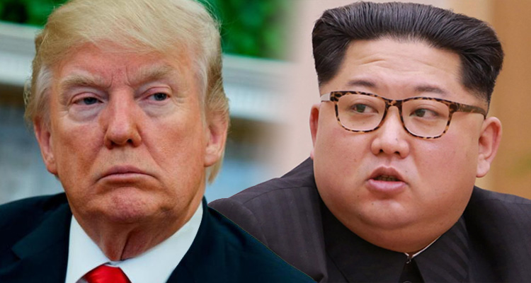 Unhinged And Confused, Trump Threatens Kim Jong-un With 'Decimation If We Don't Make A Deal'