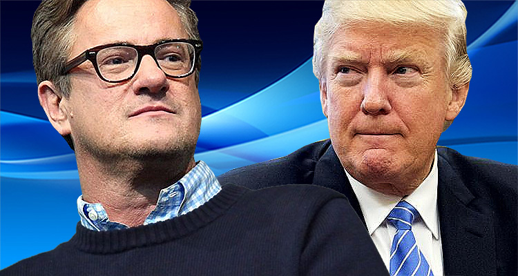 Trump's Mind-Numbing Hypocrisy Meets Its Match In Joe Scarborough's Mastery Of Sarcasm