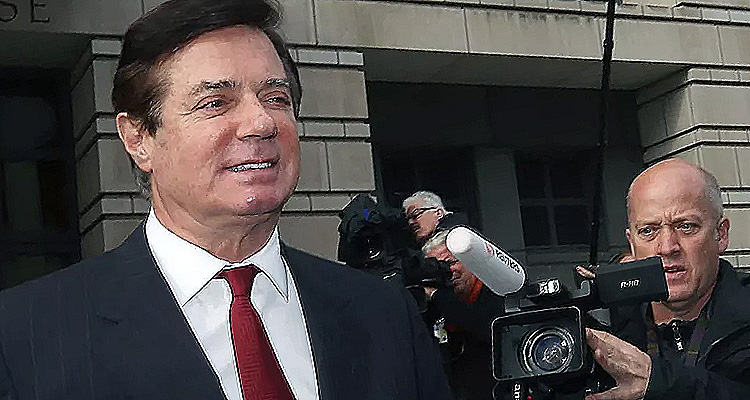 Mueller Accuses Paul Manafort Of Witness Tampering In Court Documents