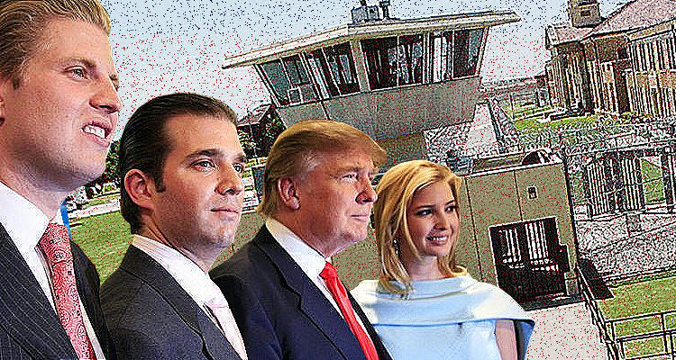 Exactly How Much Trouble Is The Trump Foundation In? Can You Say Possible Jail Time? Forfeiture Of Assets?