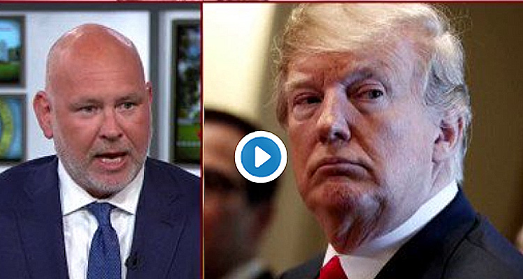 Former Republican Strategist Totally Trashes Trump – Video