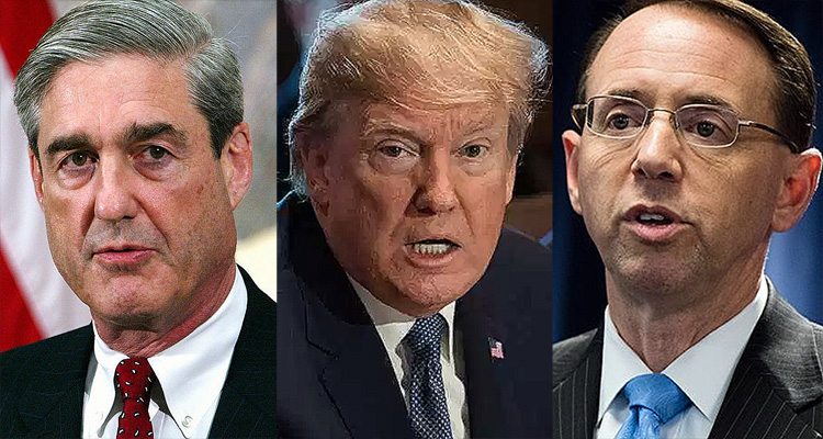 Seth Abramson Explains What The Increasing Likelihood That Trump Will Fire Mueller Means For America