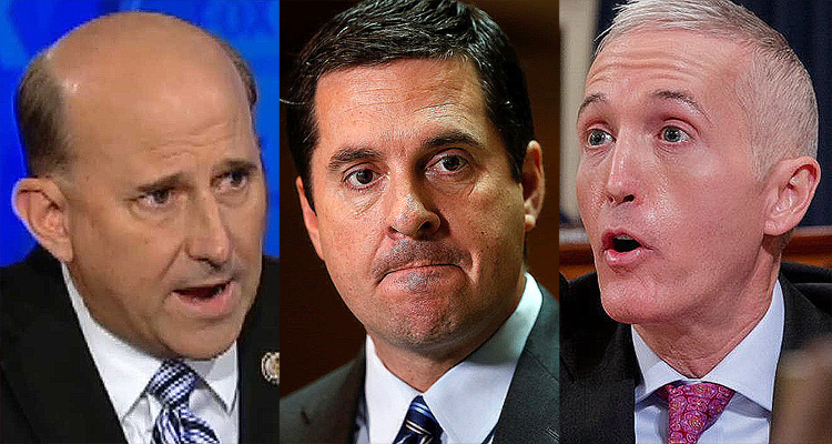 Hellfire Rains Down On House Republicans In The Wake Of Yesterday's Witch Hunt