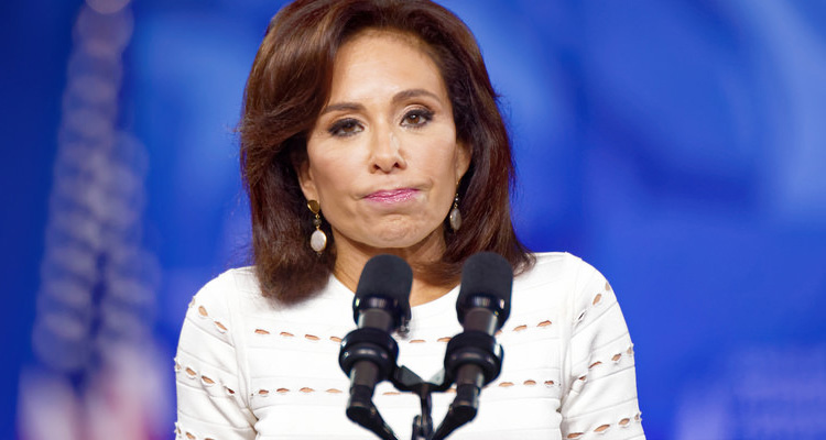 Fox News Host Jeanine Pirro Gets Called Out By Seth Abramson