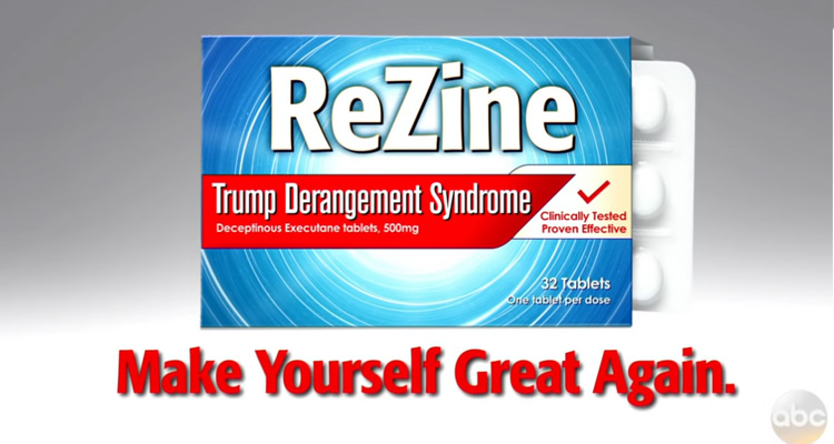 Trump Is Going To Flip Out When He Sees Jimmy Kimmel's Cure For Trump Derangement Syndrome – Video