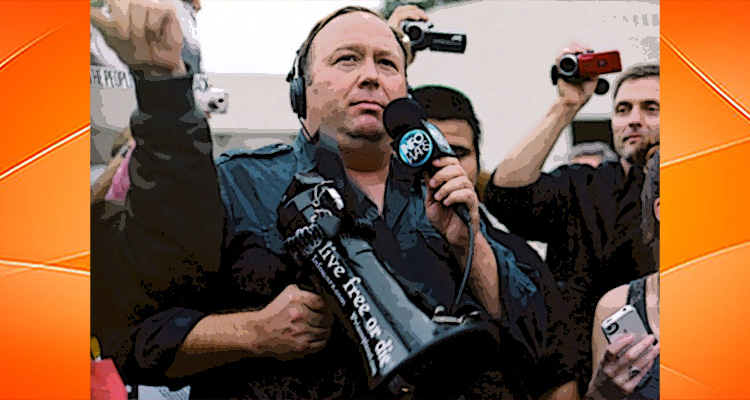 Alex Jones' Newest Legal Strategy Appears To Be An Abhorrent Crime Against Human Decency