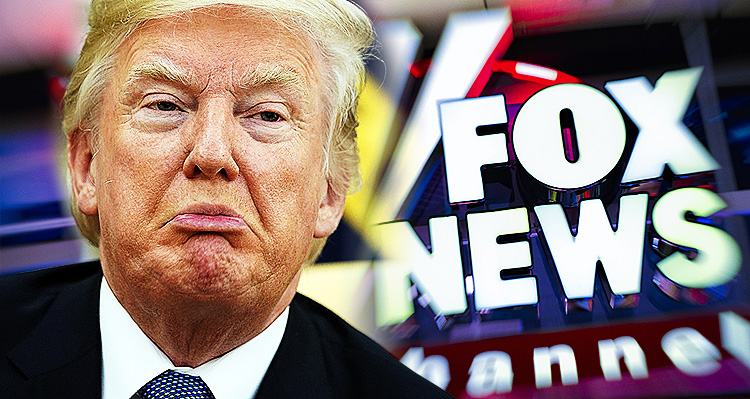 Fox News Throws Trump Under The Bus To Make Themselves Look Good
