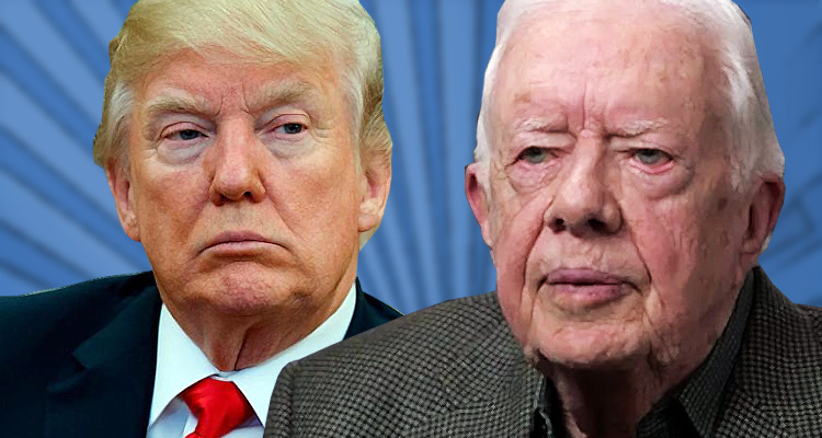 Jimmy Carter And Wife Rosalynn Speak Out About Donald Trump