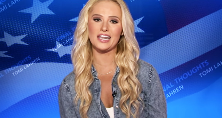 Twitter Responds After Tomi Lahren Calls CNN Commentator 'Vile' And 'Disgusting'