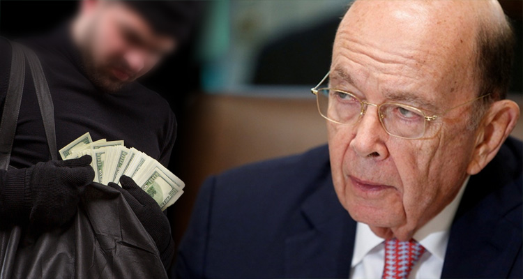 Conservative Website Blasts Trump's Commerce Secretary – He Could Rank Among The Biggest Grifters In History