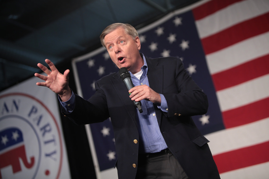 Do Russians Have Compromising Information On Lindsey Graham?