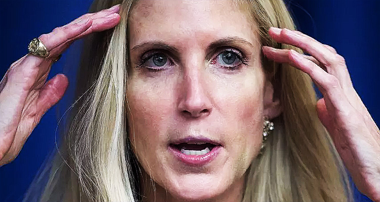 The Internet Teaches Ann Coulter A Much Needed Lesson…