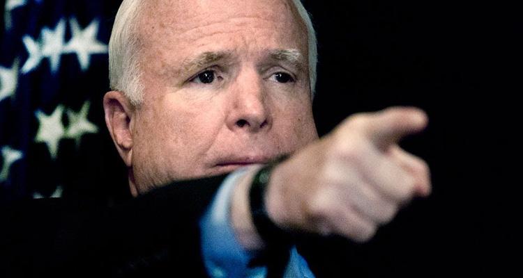 Australian Media Invokes The Ghost Of John McCain To Troll Donald Trump