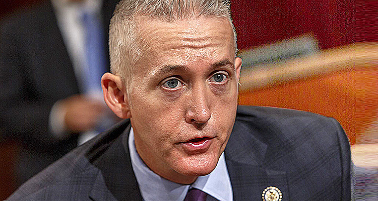 Accused Himself By The CIA Of Forging Documents, Trey Gowdy Is Working To Shut Down The Trump Investigation