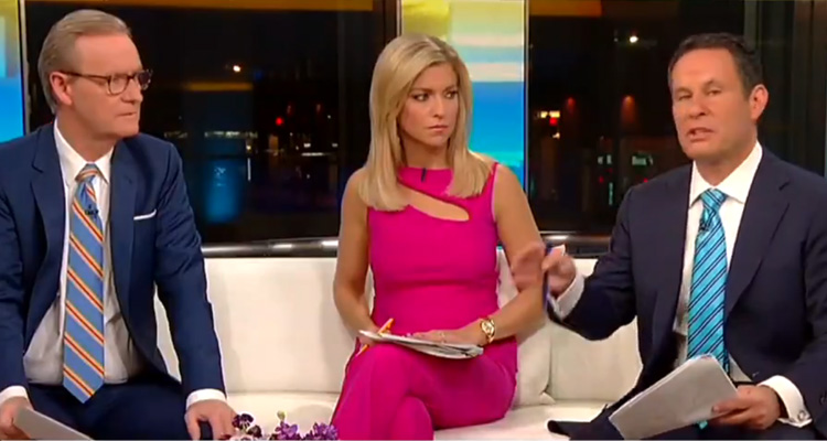 Fox & Friends Criticize Trump For Mocking Dr. Blasey Ford – Video